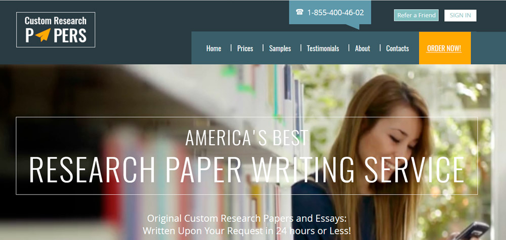 Customresearchpapers.us Reviews