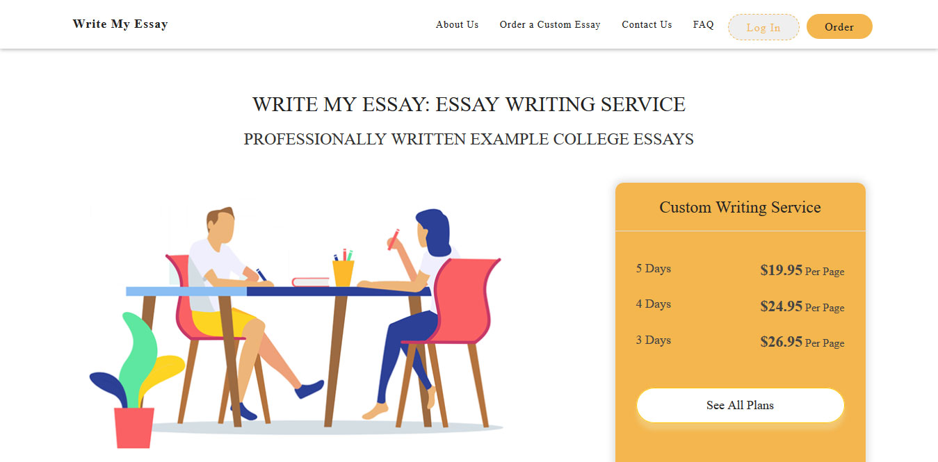 Double spaced essay