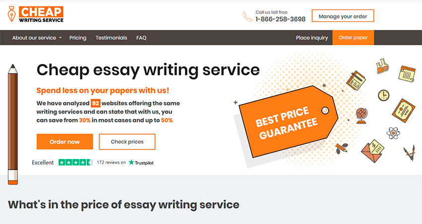 CheapWritingservice.com Review