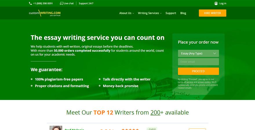 customwriting.com Review