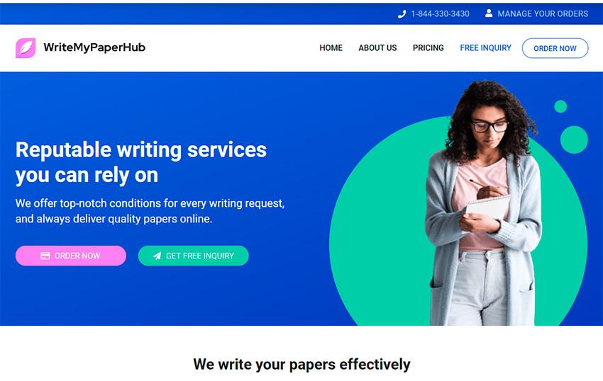 writemypaperhub Reviews