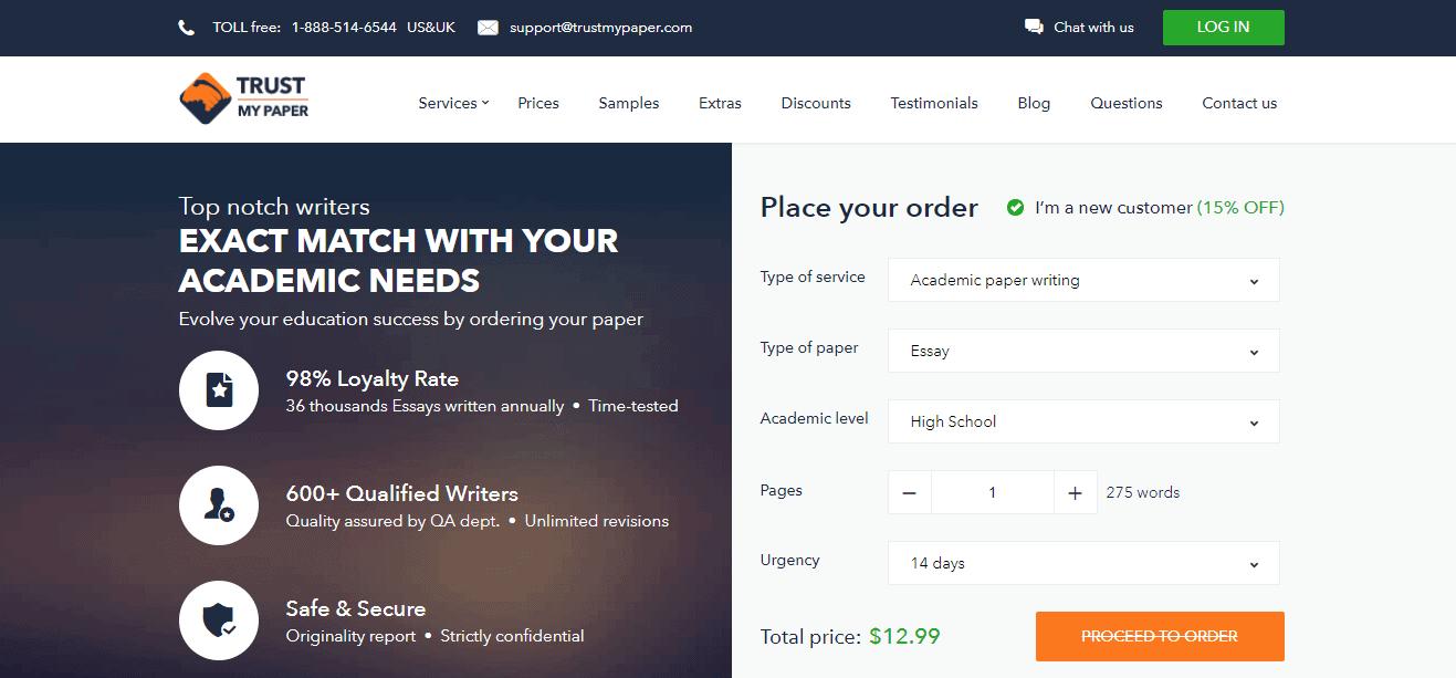 Trustmypaper.com Reviews